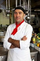 Desi, our chef, is waiting for you at Restaurant Pinocchio!