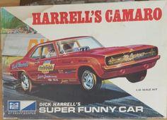 Camaro Models, Chevy Models, Model Cars Kits, Kit Cars, Vintage Models, Old Models, Car Box, Monogram Models, Car Kits