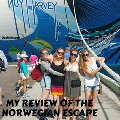 Review of the Norwegian Escape cruise