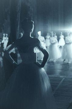 ballet ballerina stage
