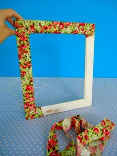 Molduras artesanais criativas 002