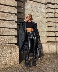 Look Fashion, Girl Fashion, Fashion Outfits, Fashion Trends, Fashion Beauty, Looks Street Style, Looks Style, Cute Casual Outfits, Stylish Outfits