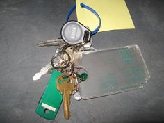 Found keys. Please contact MVPD Property & Evidence, reference #1406017-1.