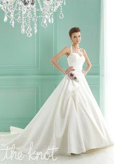2014 New Style Jasmine Collection F141019 Wedding Dress