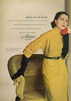 April Vogue 1951