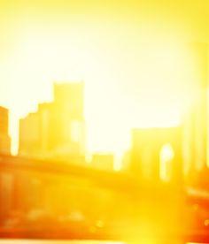 New York en jaune #RogerGallet #énergisant #Energising