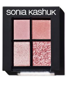 Sonia Kashuk Eye Shadow Quad ~ Prima Ballerina Sonia Kashuk - Prima Ballerina # New & Sealed from Manufacturer. Eye Shadow Quad - / No Animal Testing to make this product! Other Sonia Kashuk Items Available ! All Things Beauty, Beauty Make Up, Beauty Secrets, Beauty Hacks, Beauty Products, Makeup Products, Beauty Tips, Mary Kay, Creamy Eyeshadow