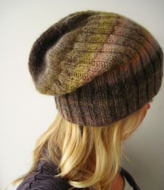 LION BRAND AMAZING YARN - Sara Kay's Knit and Crochet Notebook: Drake Cap: A Free Knitting Pattern