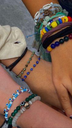 Hippie Bracelets, Summer Bracelets, Cute Bracelets, Summer Jewelry, Beaded Bracelets, Funky Jewelry, Hippie Jewelry, Cute Jewelry, Beaded Jewelry