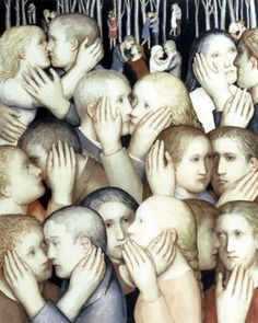 ...I Went To The Garden of Love 1, evelyn williams