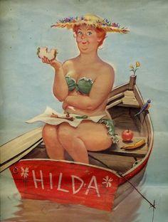 The S.S. Hilda