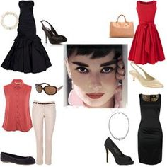 Audrey Hepburn ... A style to always copy and it never fades... Classic!
