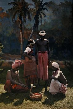 India, 1923.Photograph by Hans Hildenbrand, National Geographic