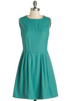 Frolicking Through Dress