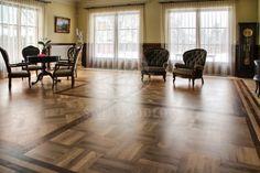Wyjątkowa podłoga do wyjątkowego wnętrza. Indywidualny projekt, styl pałacowy.  Świat podłóg, Warszawa, Bartycka, Podłogi drewniane  #palace #style #natural # floor #chateau
