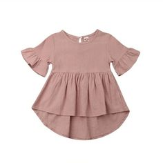 Stylish dress for your little fashionista 3 colors available Combination of great style and comfort Perfect for holiday evening wear Baby Girl Skirts, Toddler Girl Dresses, Girls Dresses, Toddler Girls, Baby Girls, Linen Dresses, Dresses With Sleeves, Baby Accessoires, Little Fashionista
