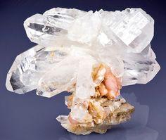 Pakistan Quartz crystals