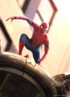 Captain America: Civil War Spider-man Poster by Timetravel6000v2 on DeviantArt