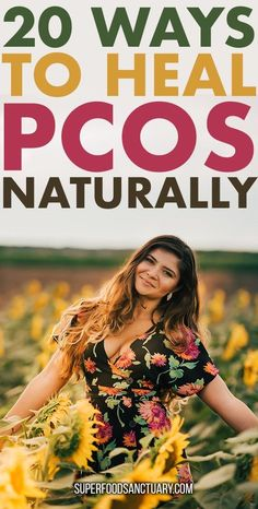 Top 20 Effective Natural Remedies for PCOS - Superfood Sanctuary - Heal through Food Natural Remedies For Pcos, Cold Home Remedies, Holistic Remedies, Natural Cures, Natural Healing, Herbal Remedies, Fitness Inspiration, Training Apps, How To Treat Pcos