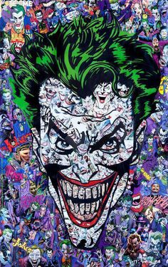 iPhone Wallpaper Graffiti Art HD JOKER - Best of Wallpapers for Andriod and ios Joker Batman, Joker Comic, The Joker, Batman Comic Art, Joker Art, Joker And Harley Quinn, Batman Arkham, Batman Superhero, Joker Villain