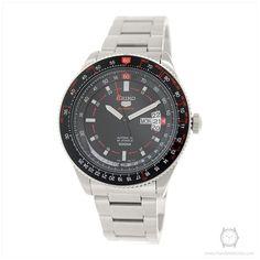 SEIKO SRP613K1 Men's Automatic Stainless Steel Case & Bracelet Sports Watch