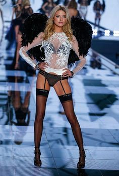 New Victoria's Secret Angels: Martha Hunt