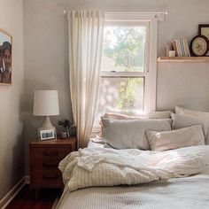 King Bedding Sets For Sale Cozy Bedroom, Dream Bedroom, Modern Bedroom, Bedroom Decor, Contemporary Bedroom, Bedroom Ideas, Master Bedroom, Bedroom Lighting, Bedroom Designs