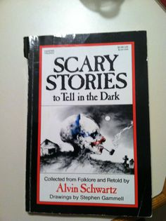 I have a set of these books. My kids don't think they are scary at all. *sigh*