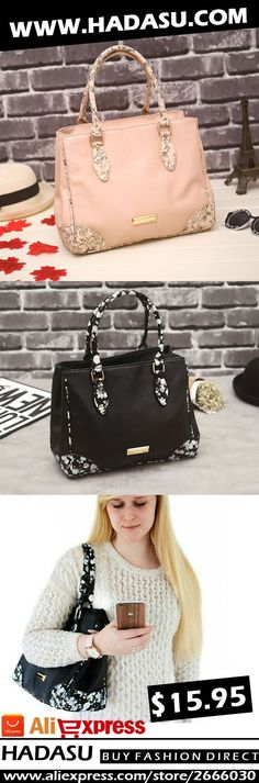Hadsu Brand at Aliexpress, is the best Handbags store, you can find designer inspired handbags, mini tote bags, zippered tote bags, most popular designer purses, purses with lots of pockets, evening bags, shoulder bags, women's shoulder bags, large shoulder bags, medium size purse, bucket bag purse, Faux Leather bags, cheap evening clutch.