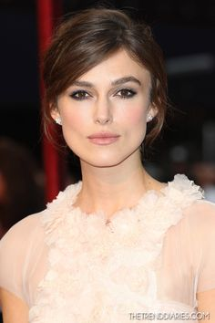 Keira Knightley at the World Premiere of 'Anna Karenina' at the Odeon Cinema in Leicester Square in London, England - September 4, 2012