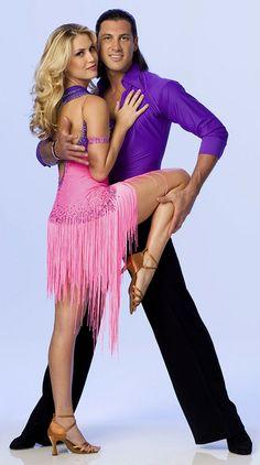 Maksim Chmerkovskiy & Willa Ford  -  Dancing With the Stars - Season 3