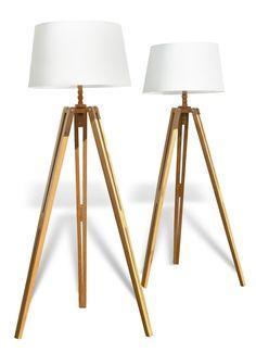 Luminária Cavalete de Pintura