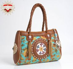 Bohemian Deluxe Bag by Ibiza