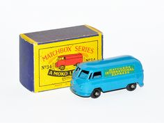 No. 34A8 Volkswagen Microvan with BPW 9X20