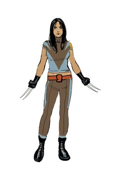 X-23/Laura Kinney by Phil Noto
