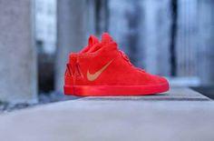 "the latest b6cee 2af1f If you re a fan of the Nike LeBron 12 Lifestyle ""Challenge Red,"