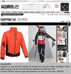 Parutions, Presse - Pyrenex