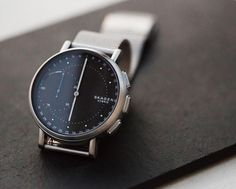 A hybrid smartwatch designed for those who desire discreet connectivity without the addition of another distracting screen.