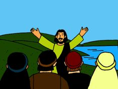 """Sermon on Mount"" lesson and teaching resources at www.missionbibleclass.org"