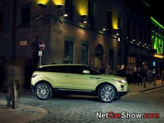 Land Rover Range Rover Evoque picture # 35 of 121, Side, MY 2011, size: 1600x1200