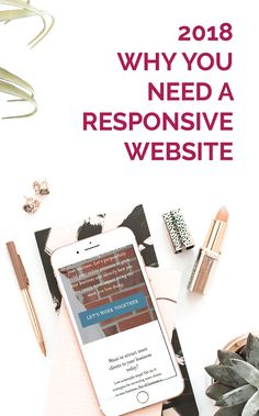 One website trend your business needs to jump on in 2018 to grow and generate more leads Seo Strategy, Design Strategy, Making Your Own Website, First Website, Online Entrepreneur, Web Design Inspiration, Online Marketing, Wordpress, Business