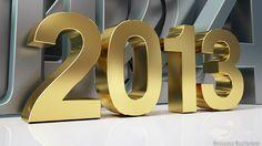 2013 en 3D - Números