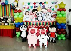 Little baby bum - Baby tv party theme