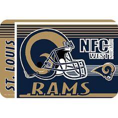 Saint Louis Rams NFL Floor Mat (20x30)