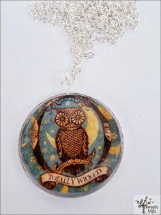 Meresanth Krafts: Scrapowe wisiorki vol.4 / Scrap pendants vol.4