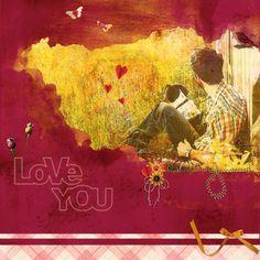 Love You - SG - CT - Dady - Gallery - Scrap Girls Digital Scrapbooking Forum