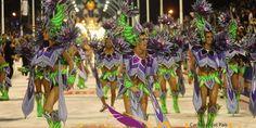 20 mil personas disfrutaron el inicio del Carnaval del País 2016