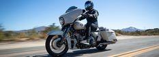 Harley Davidson Cvo, Harley Davidson Street Glide, Team Rubicon, Motorcycle Companies, American Motorcycles, Win A Trip, Cross Country, Automotive News, Bike