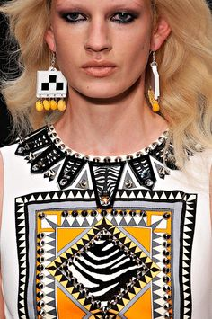 Holly Fulton RTW Spring 2012 - Details
