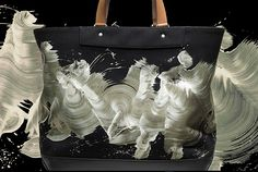 James Nares for Coach Tote Collection »